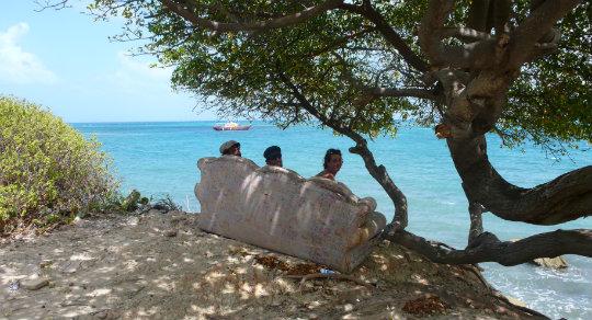 Uživanje na Karibima
