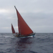 Sailing at the Atlantic