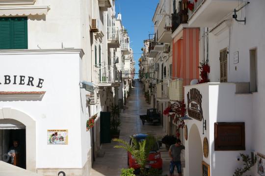 Narow streets