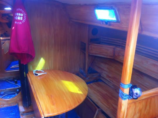 HIR 3 - interior